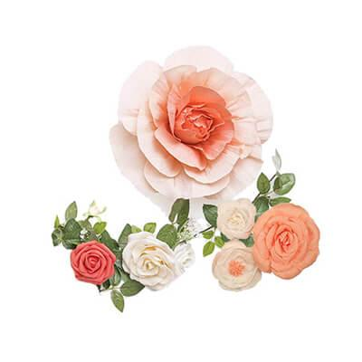 paper flower gift wholesale