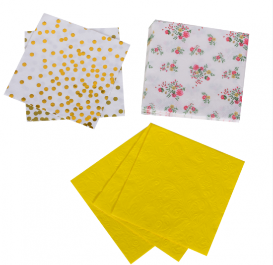 tissue paper napkin wholesale