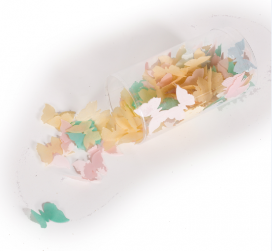 colorful paper confetti wholesale