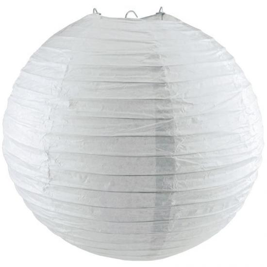white paper lantern wedding decoration