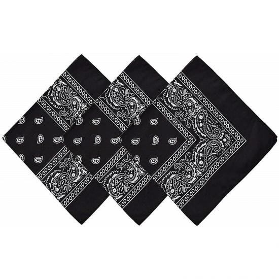 12 Pieces  Novelty Bandana bandana